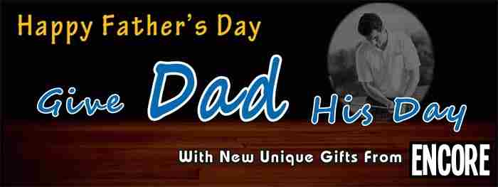 Happy Father's Day!        June 8, 2014