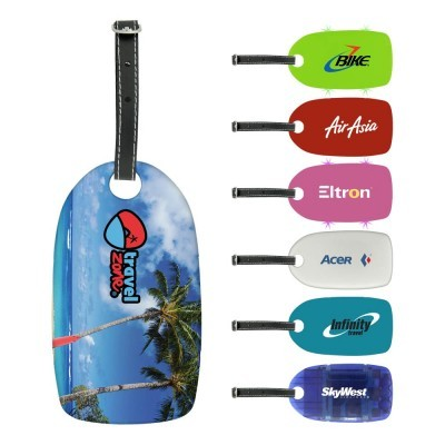 Patented light up luggage tag   July 1, 2015