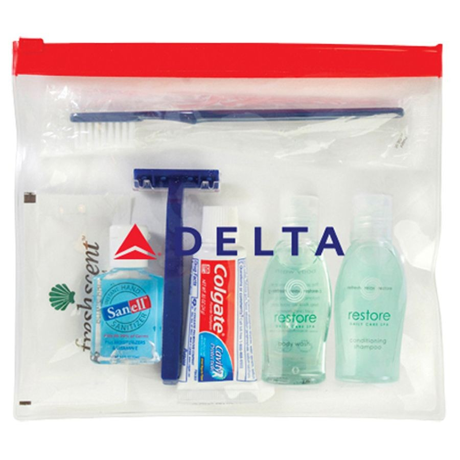 Toiletry kit    July 11, 2016