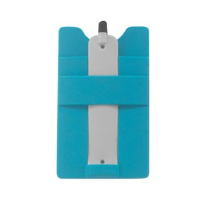 Silicone Smart Wallet with Stylus Stand   Nov. 29, 2016