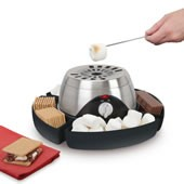 The Indoor Flameless Marshmallow Roaster    Feb 1, 2017