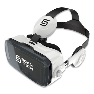 Virtual reality cinema viewer with audio   April 24, 2017