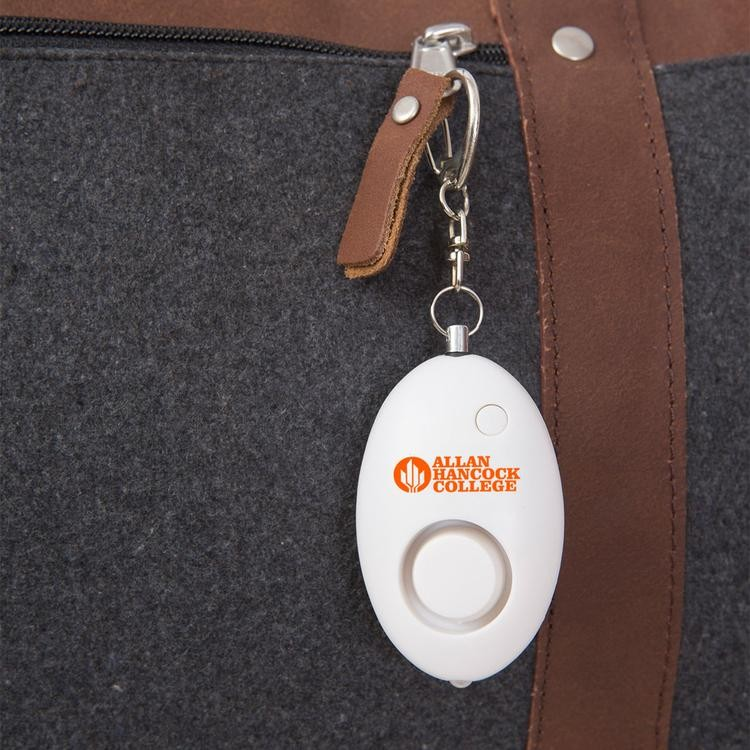 Safety Alarm Key Chain  April 24, 2018