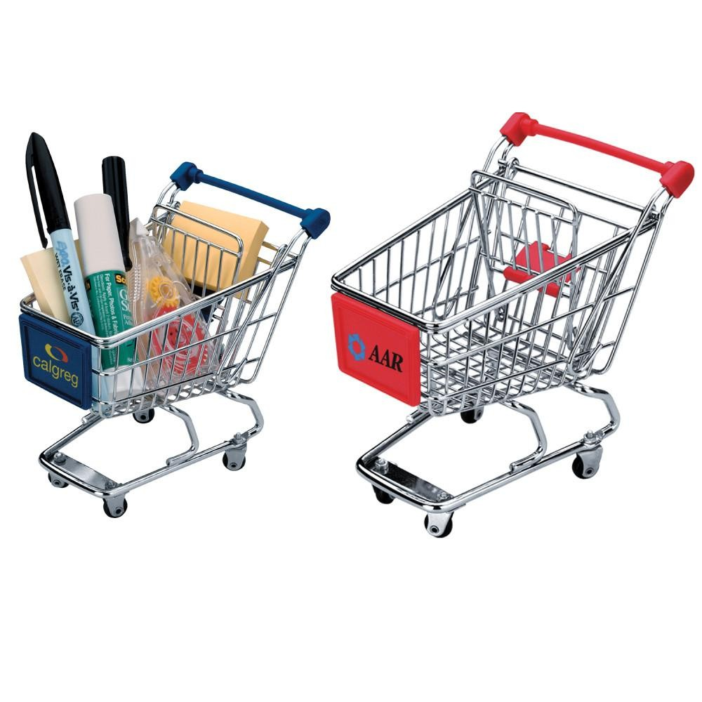 Mini Shopping Cart  June 13, 2018