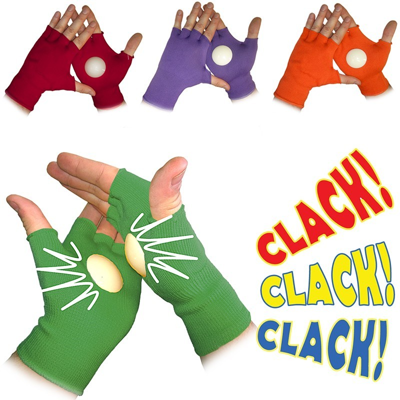Spirit Clakker Gloves   June 30, 2018